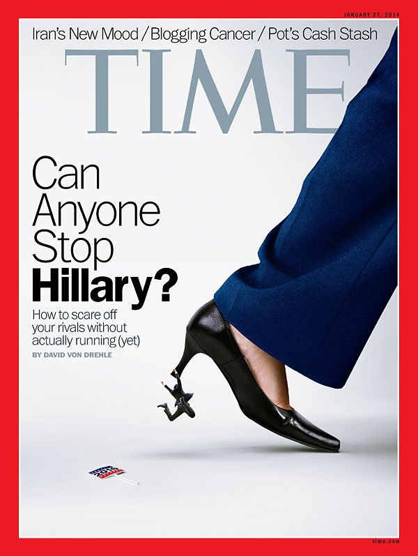 The January 27, 2014 issue of TIME
