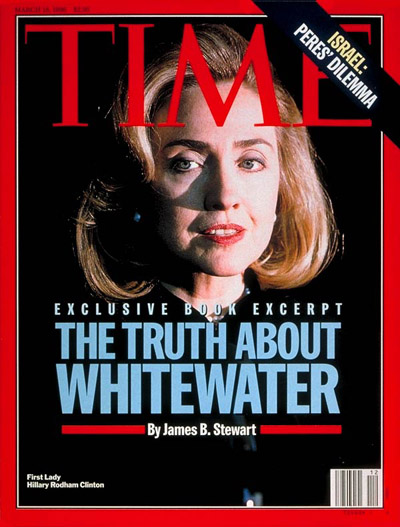The March 18, 1996 issue of TIME