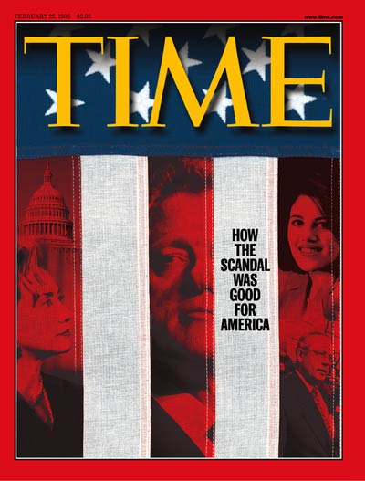 The  February 22, 1999 issue of TIME
