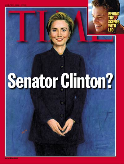 The March 1, 1999 issue of TIME