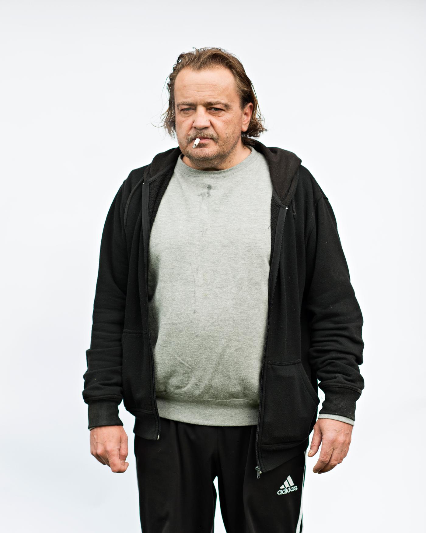 UFO witness Ingmar Lillevold. September 2012.