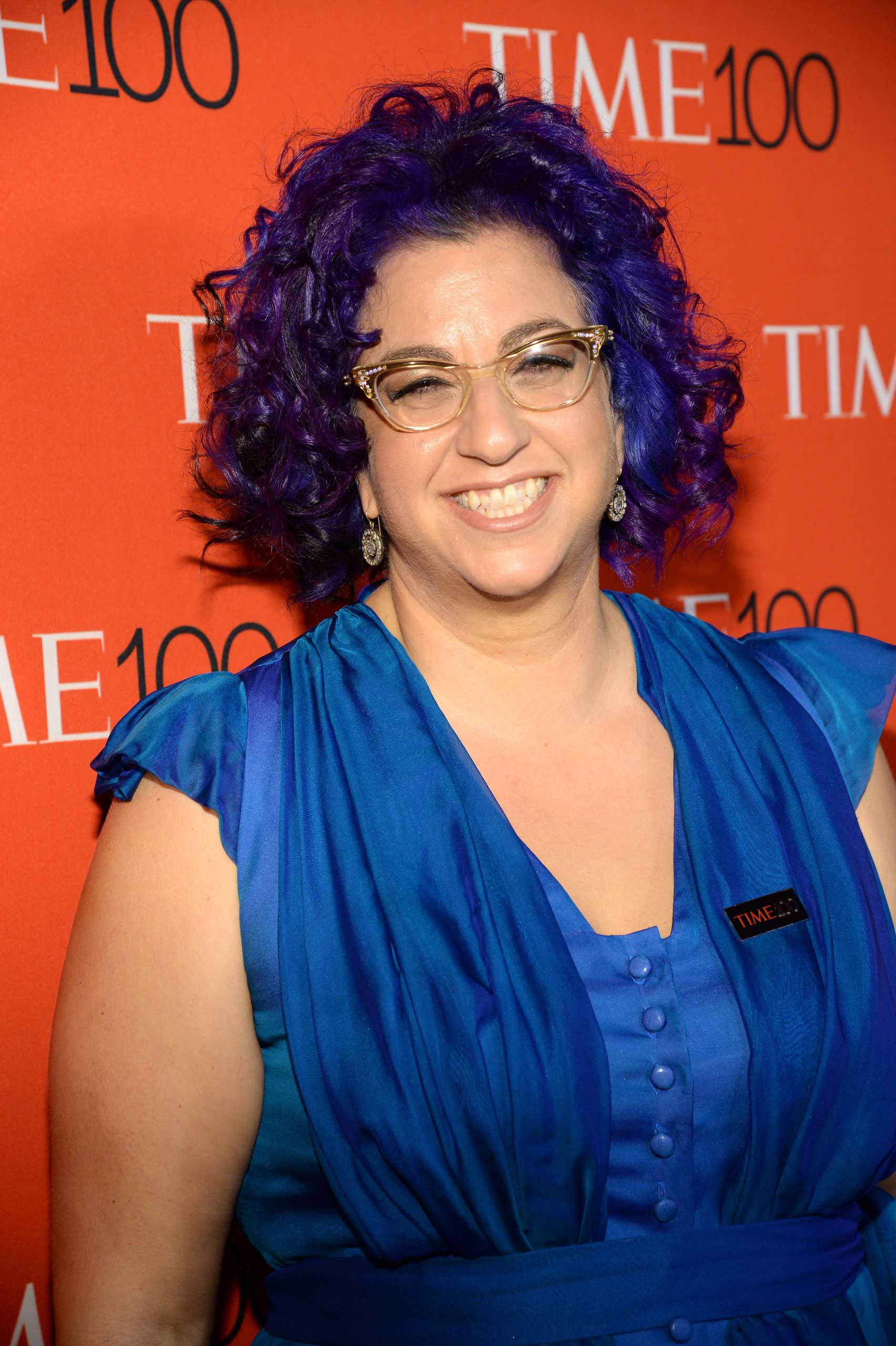 Jenji Kohan attends the TIME 100 Gala at Jazz at Lincoln Center in New York City on Apr. 21, 2015.