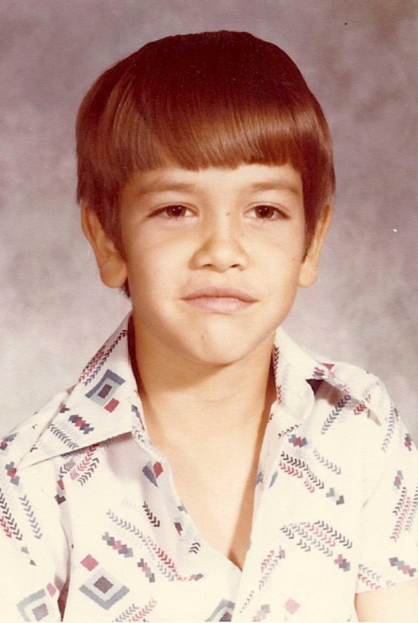 Marco Rubio in 6th grade.