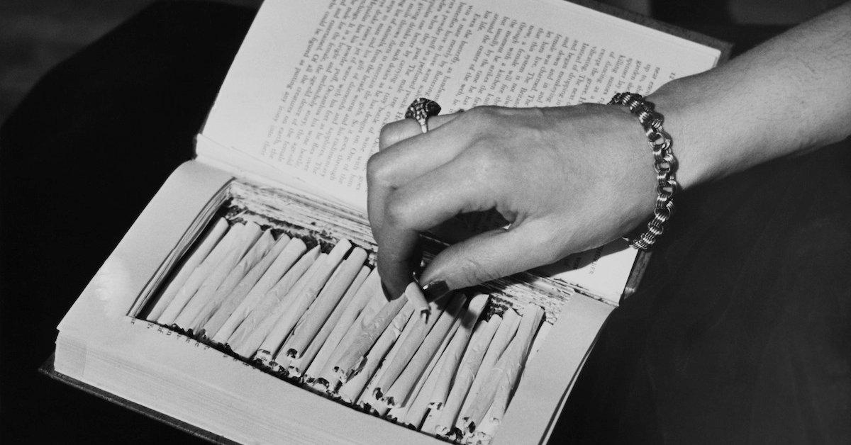 Crazy Marijuana Slang from the 1940s Giggle Smokes Goof