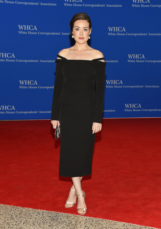 Actress Megan Boone