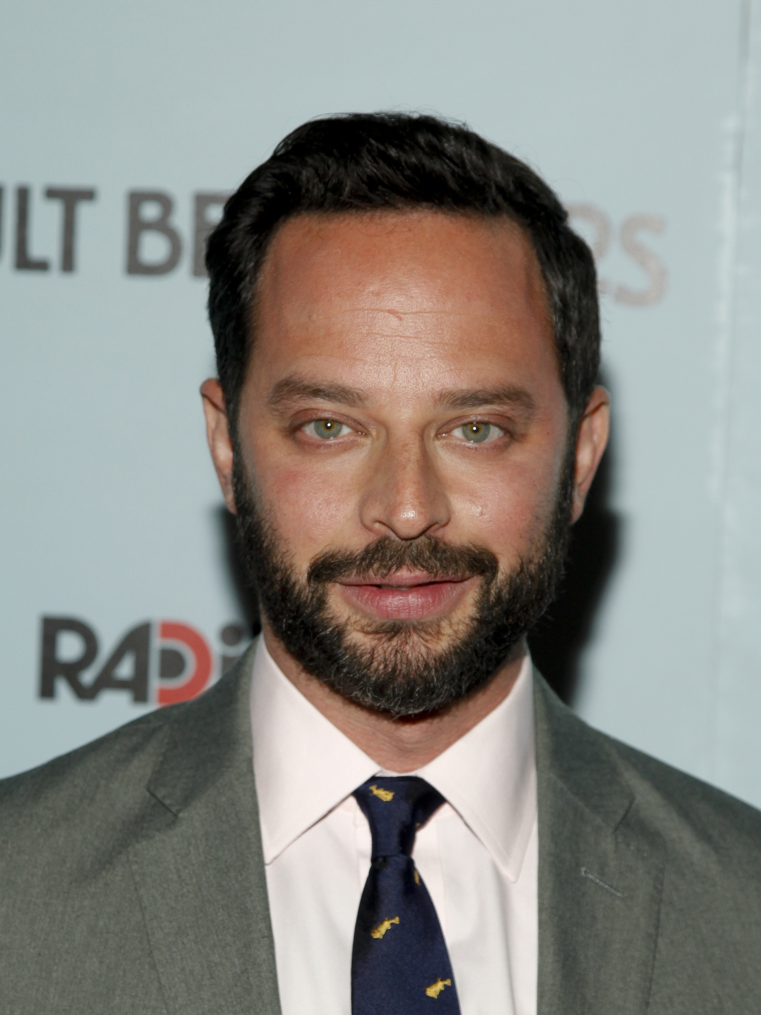 Jenny Slate Nick Kroll Team Up In My Blind