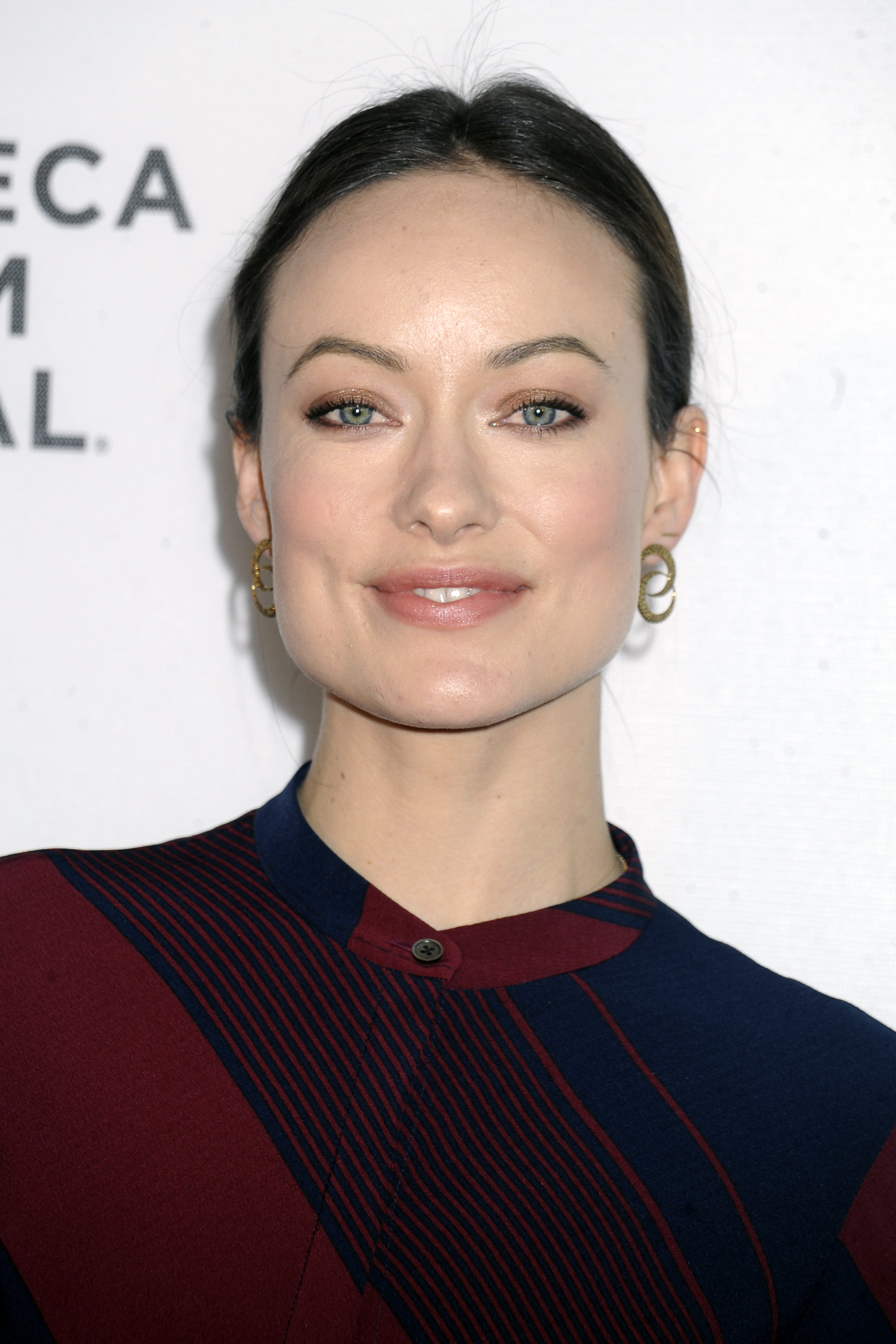 Olivia Wilde attends the Shorts Program World Pemiere of 'Body Team 12' during the 2015 Tribeca Film Festival at Regal Battery Park 11 on April 19, 2015 in New York City.