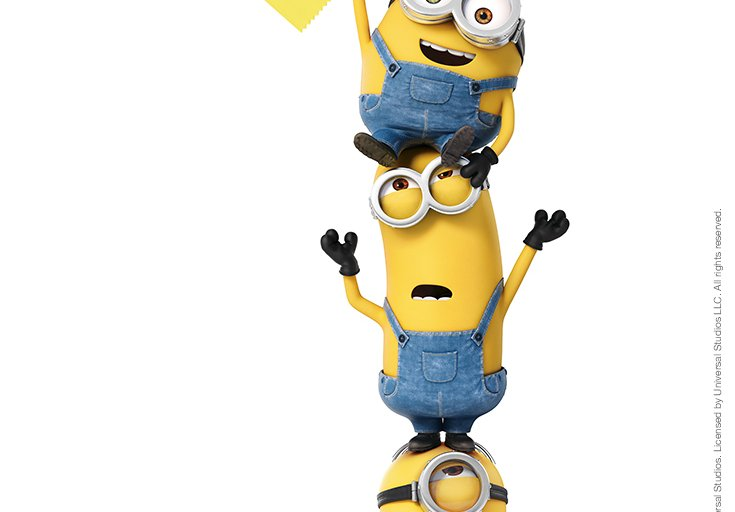 The Minions Get Their Very Own Color From Pantone Time
