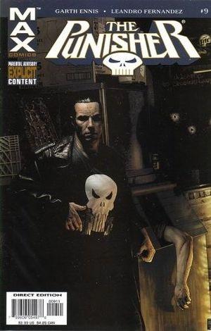 Punisher Vol 6 #9