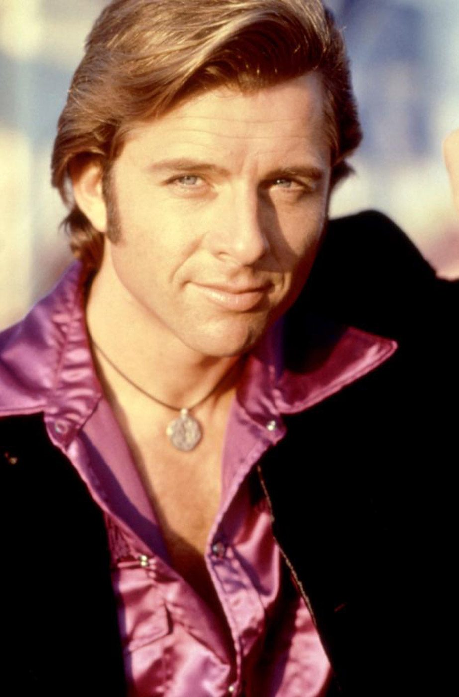 Maxwell Caulfield as Rex Manning in Empire Records