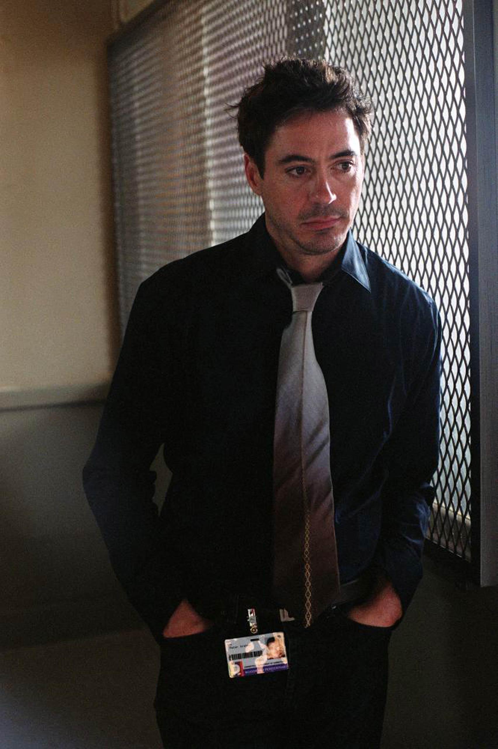 Robert Downey Jr. in <i>Gothika</i>, 2003.