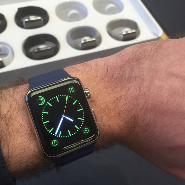 Apple Watch Try-On