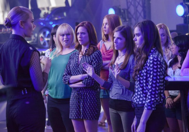 A scene from 'Pitch Perfect 2.'