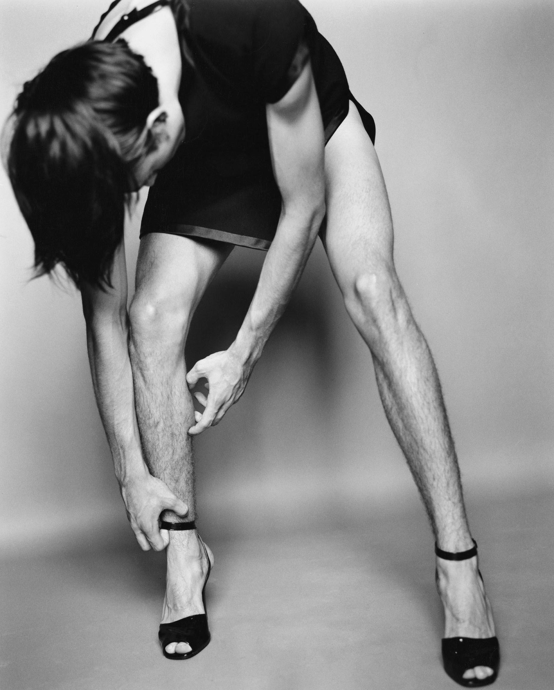 Taber Schroeder, Paris, Visionaire, 1996.