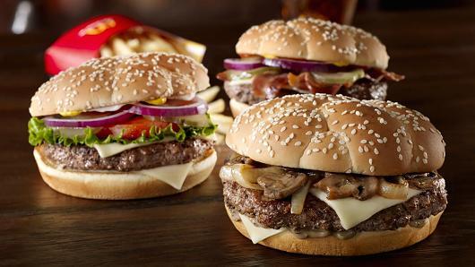 Sirloin Third Pound Burger