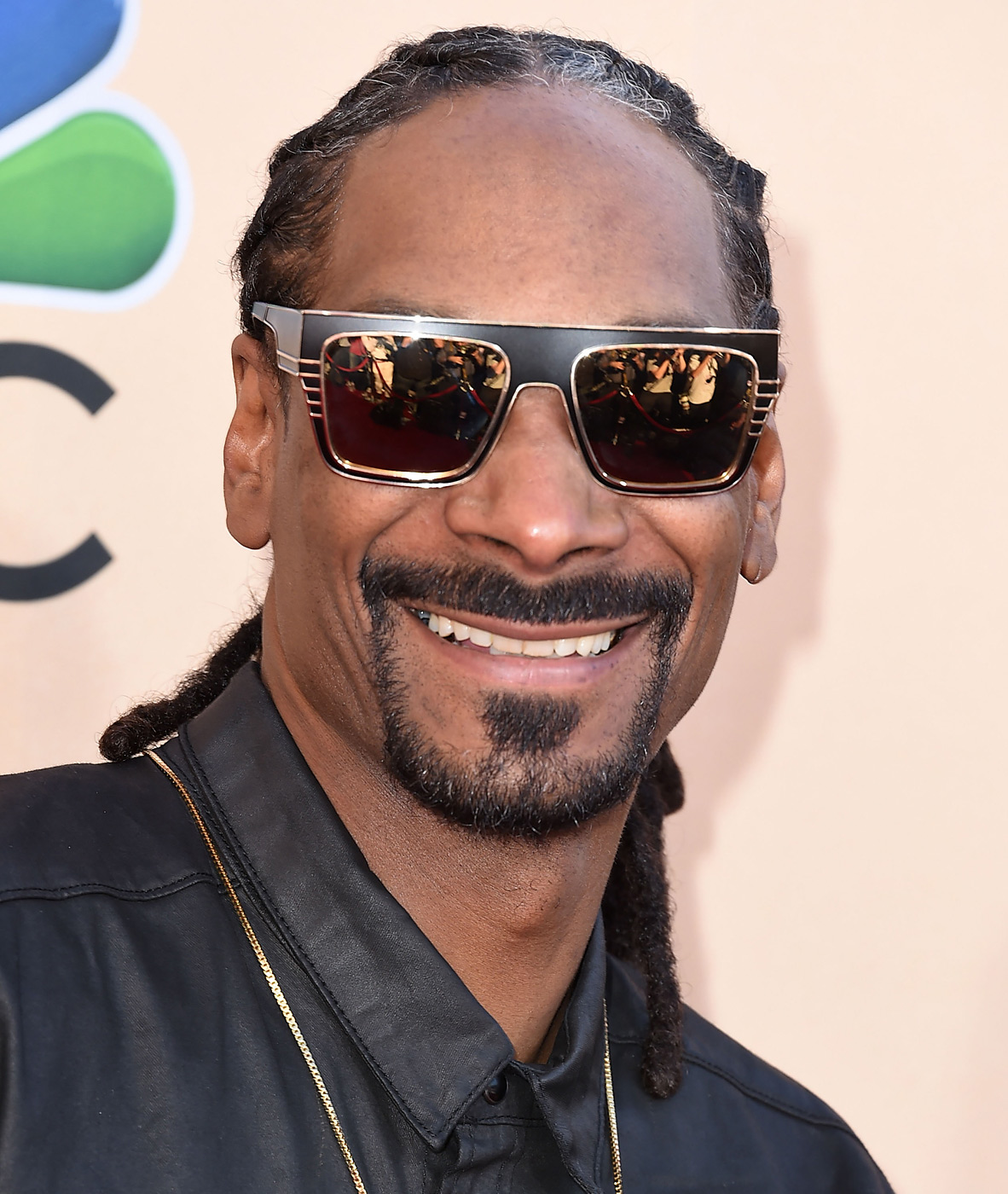 Snoop Dogg arrives at the 2015 iHeartRadio Music Awards at The Shrine Auditorium on March 29, 2015 in Los Angeles, Calif.