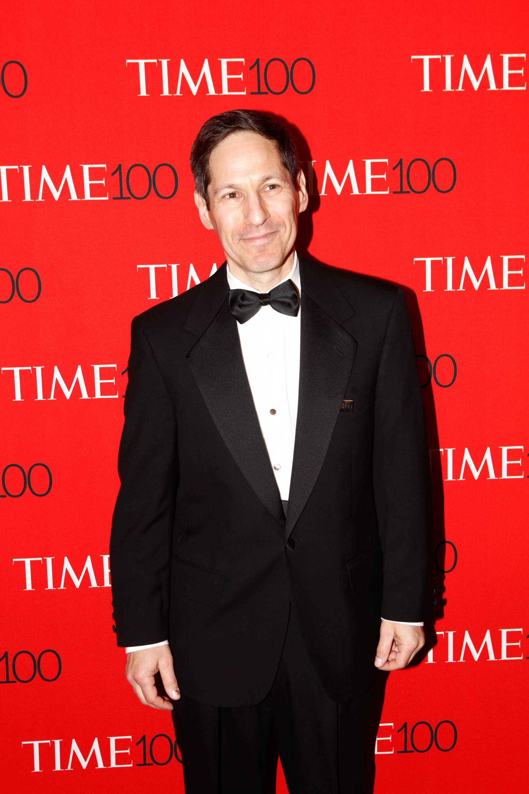 Dr. Tom Frieden attends the TIME 100 Gala at Jazz at Lincoln Center in New York City on Apr. 21, 2015.
