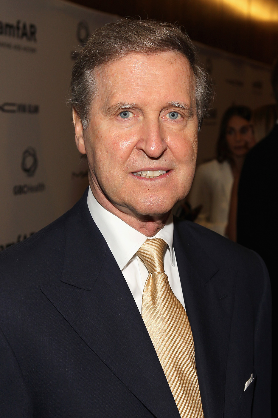 Former U.S. Secretary of Defense William S. Cohen attends Together to End AIDS: An Evening to Benefit amfAR and GBCHealth at John F. Kennedy Center for the Performing Arts on July 21, 2012, in Washington, D.C.