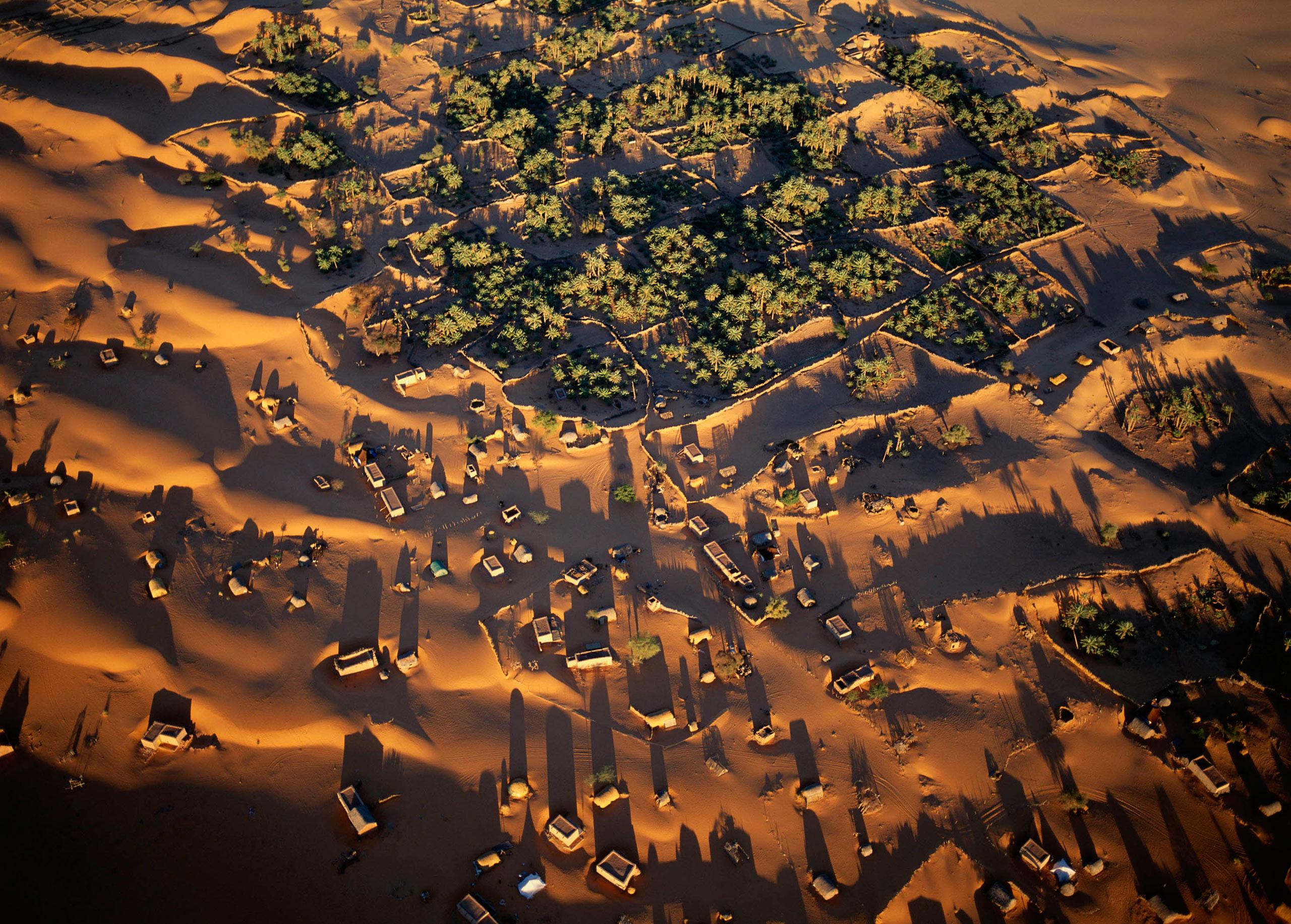 Tekenket, Mauritania.
