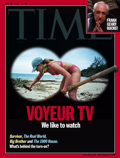 The June 26, 2000, cover of TIME