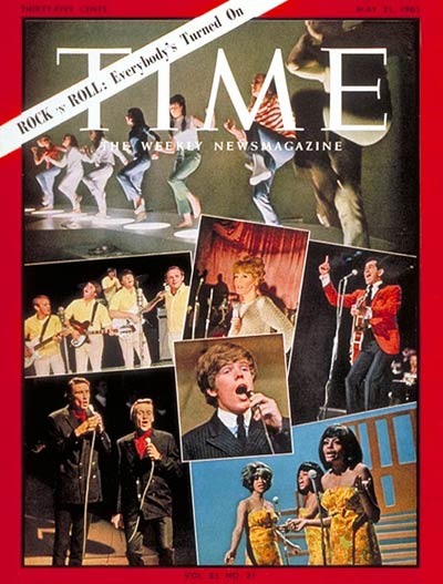 The May 21, 1965, cover of TIME