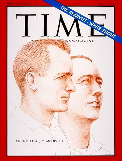 The June 11, 1965, cover of TIME