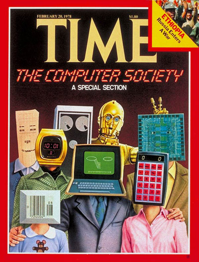 The Feb. 20, 1978, cover of TIME