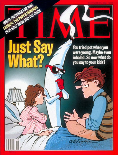 The Dec. 9, 1996, cover of TIME