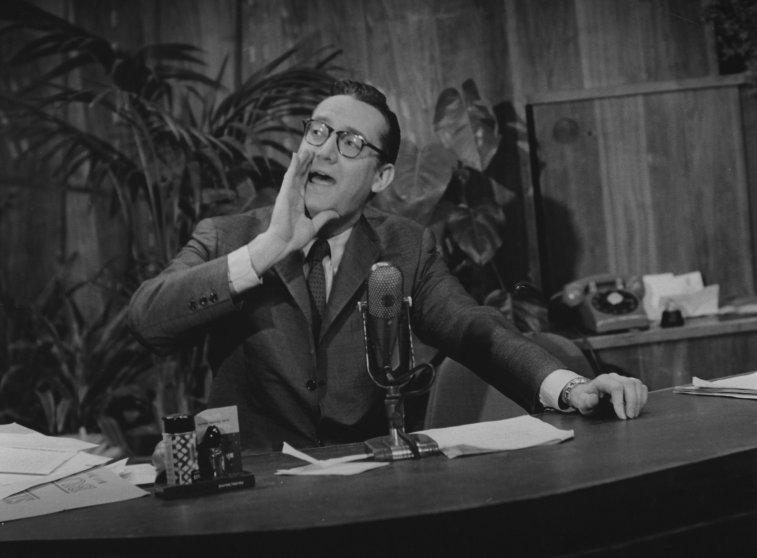 'The Steve Allen Show' circa 1957.