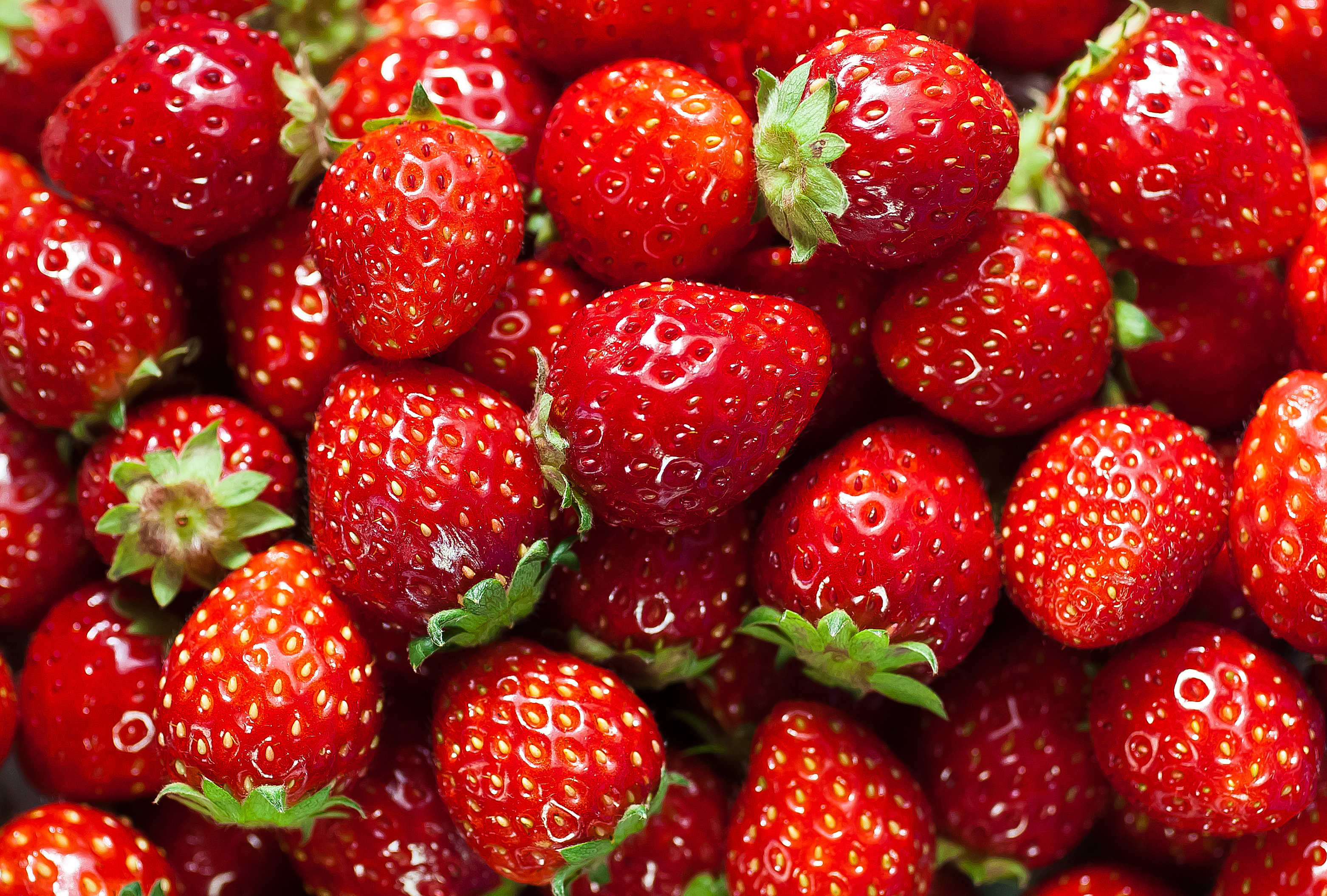 Some tasty strawberries may arrive in May, but June has some especially delicious varieties.