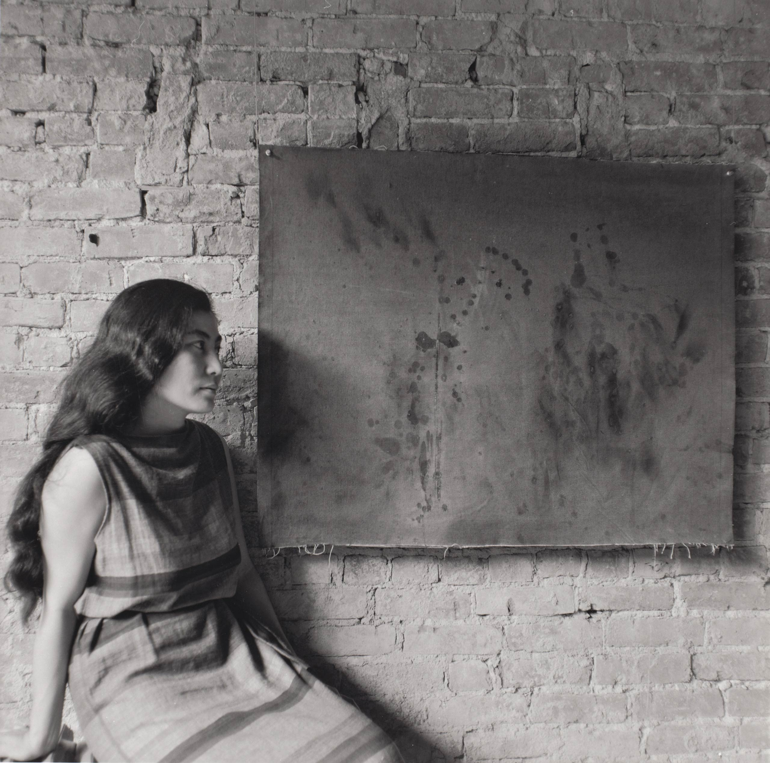 Painting to See in the Dark (Version 1), 1961