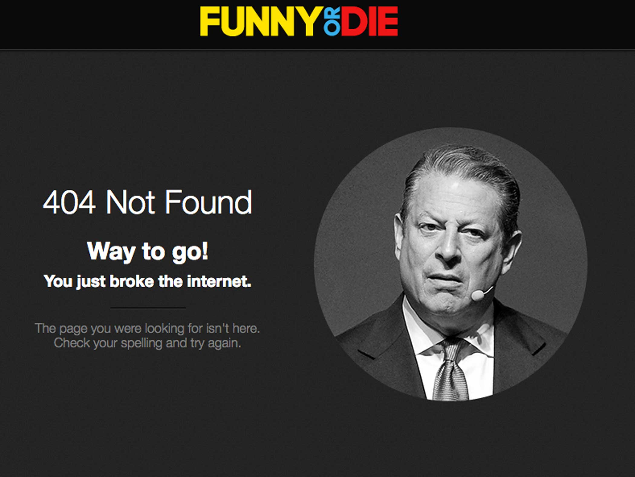 <strong>Funny Or Die</strong>