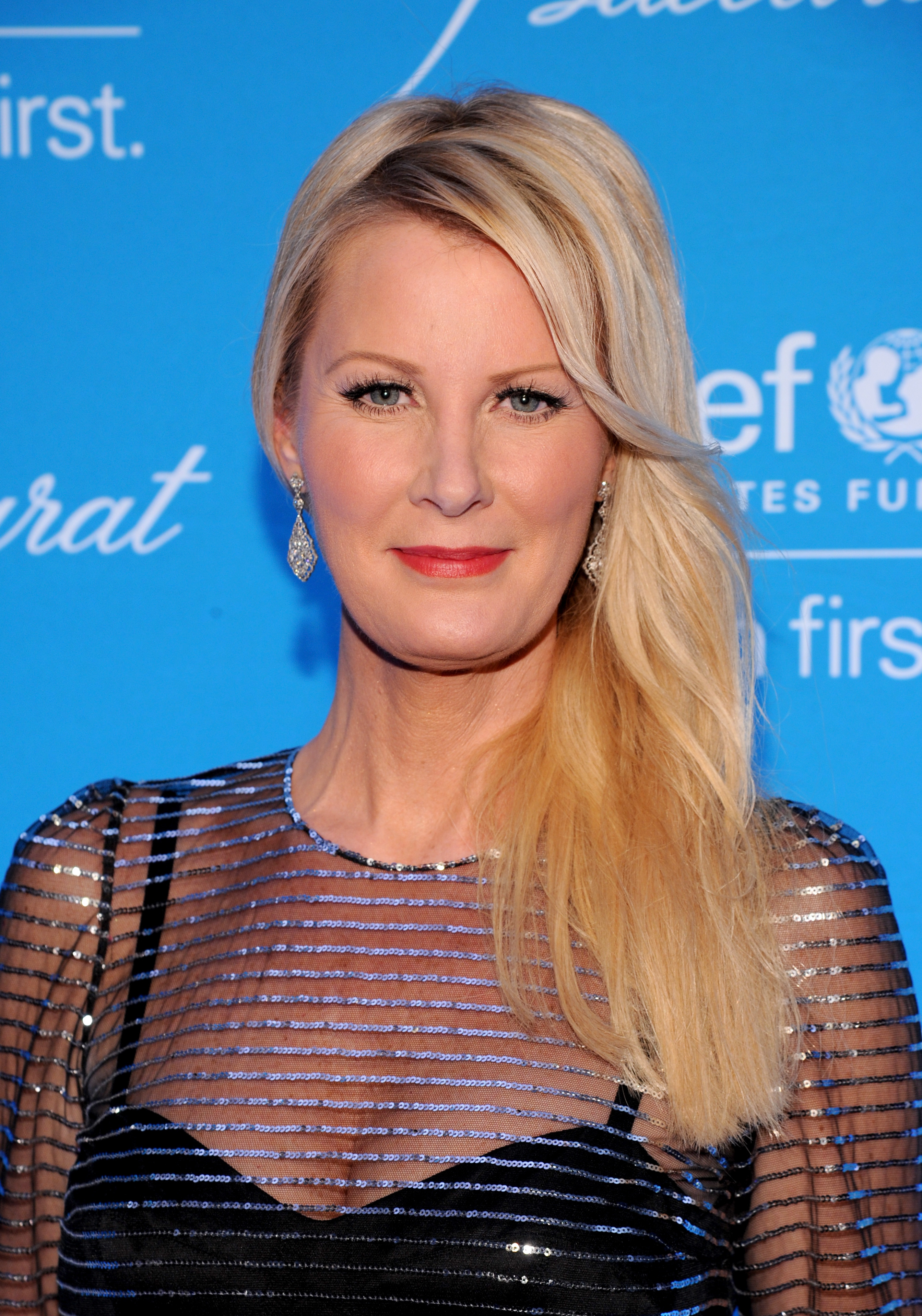 Chef Sandra Lee attends the 10th annual UNICEF Snowflake Ball at Cipriani Wall Street in New York City on Dec. 2, 2014