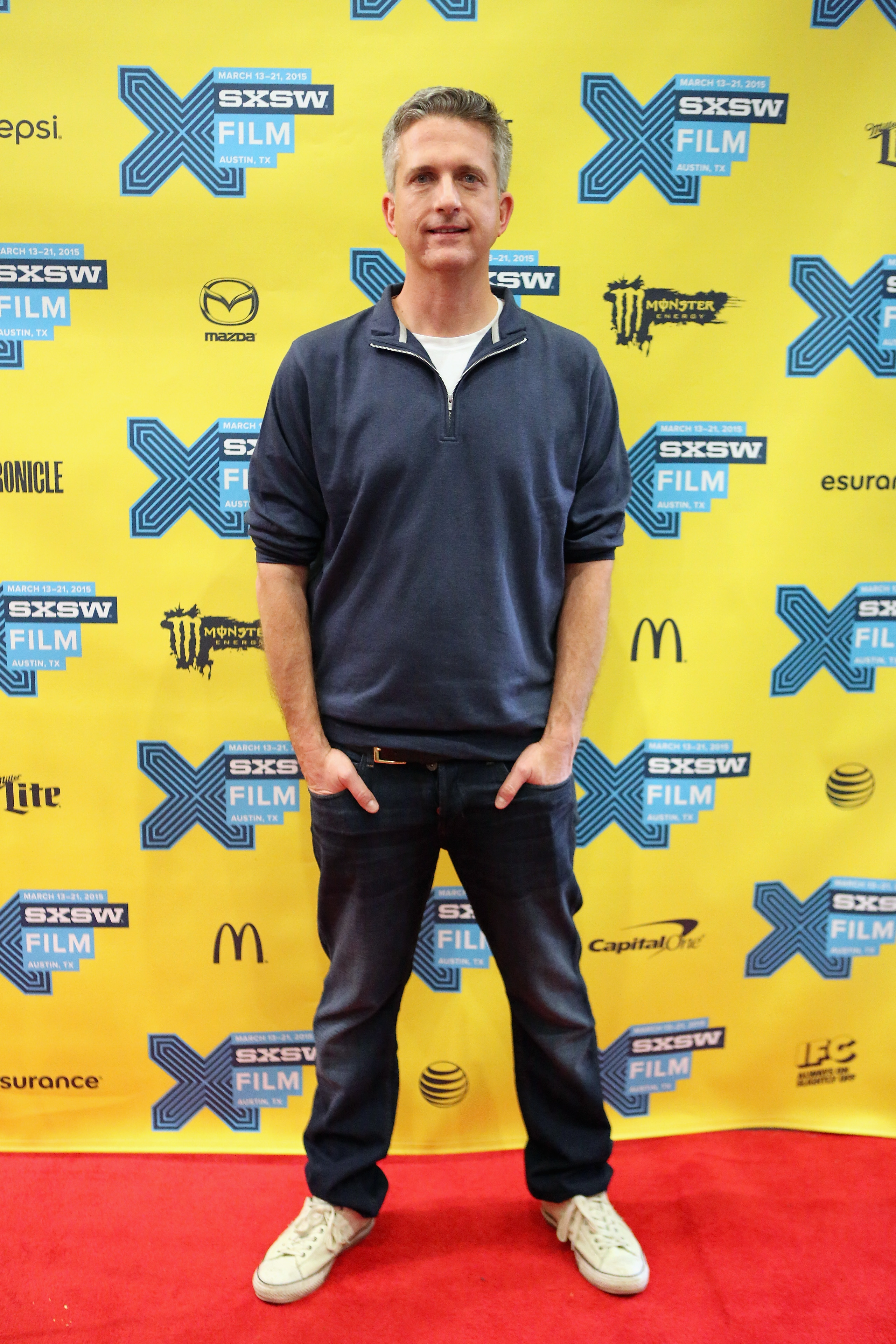 Bill Simmons attends the premiere of  Son of the Congo  during the 2015 SXSW Music, Film + Interactive Festival at Austin Convention Center in Austin on Mar. 14, 2015.