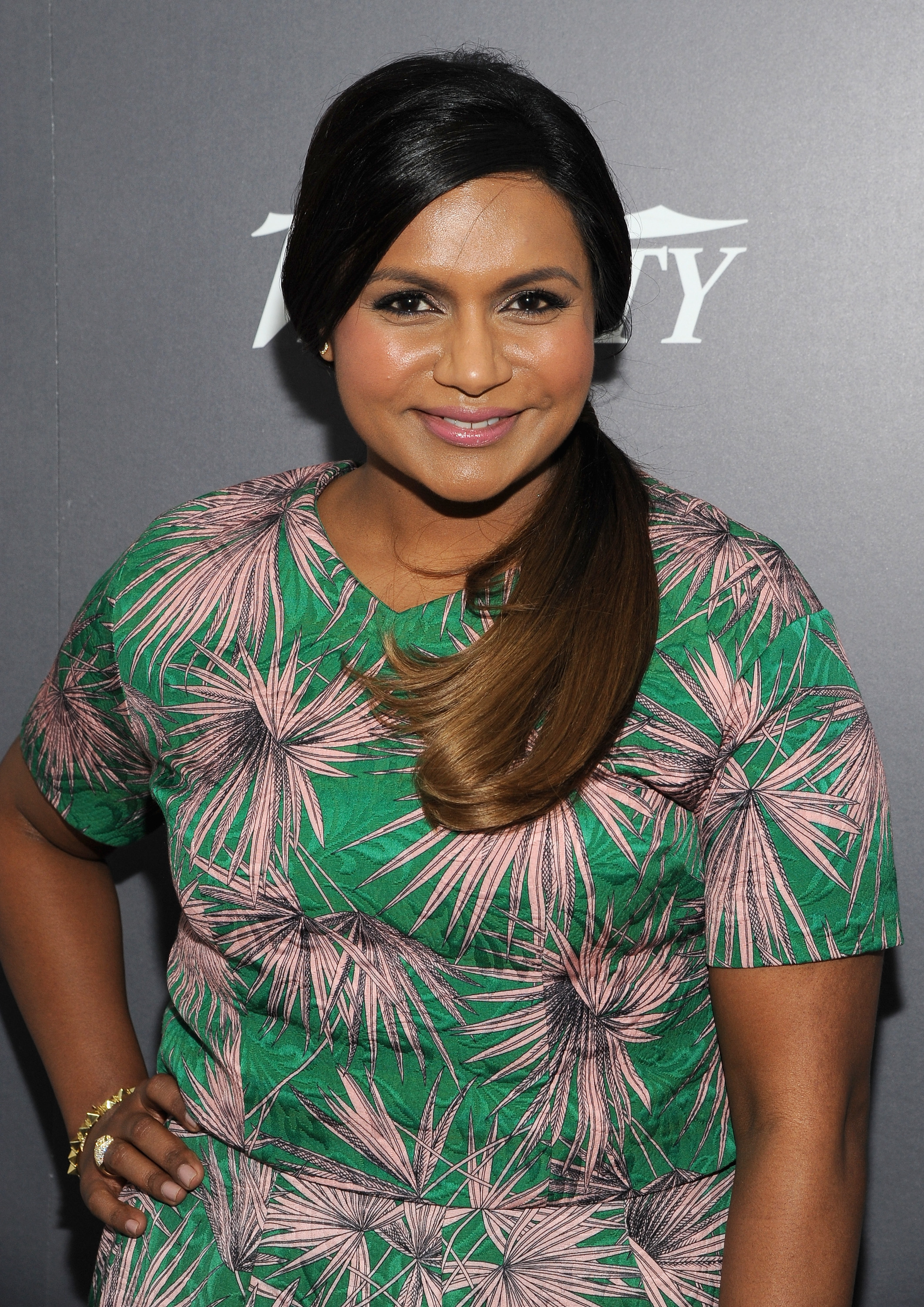 Mindy Kaling at Variety Studio Actors on Actors presented by Autograph Collection Hotels on March 29, 2015 in Los Angeles.