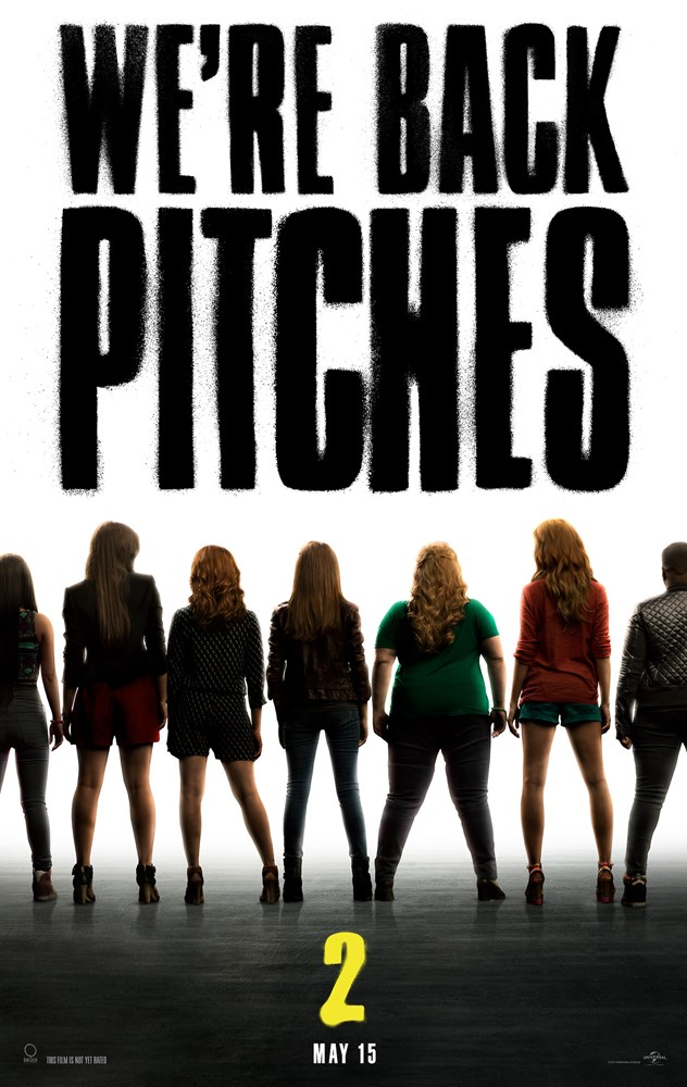 Pitch Perfect 2  poster.