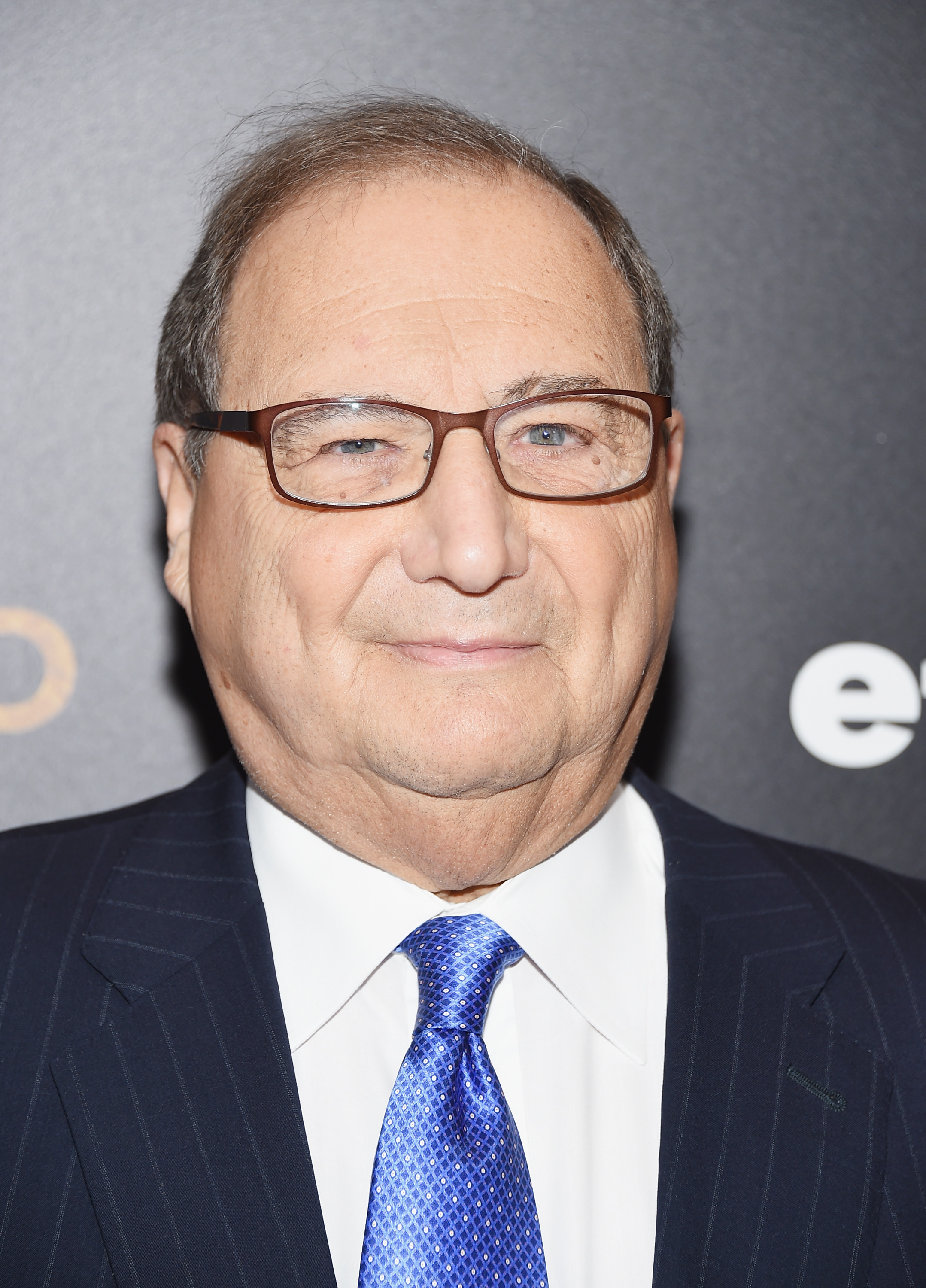 Anti-Defamation League director Abraham 'Abe' Foxman attends the 'Woman In Gold' New York premiere at The Museum of Modern Art on March 30, 2015 in New York City.