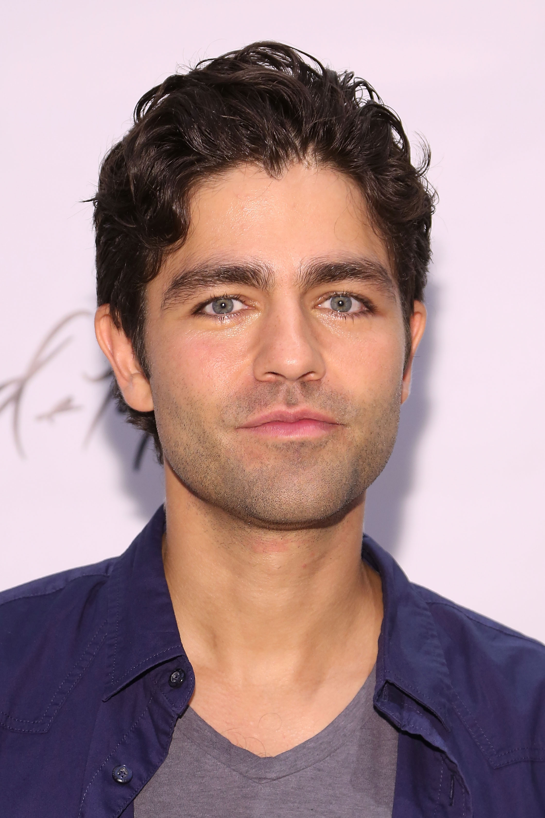 Actor Adrian Grenier at Lord & Taylor on May 11, 2015 in New York City.