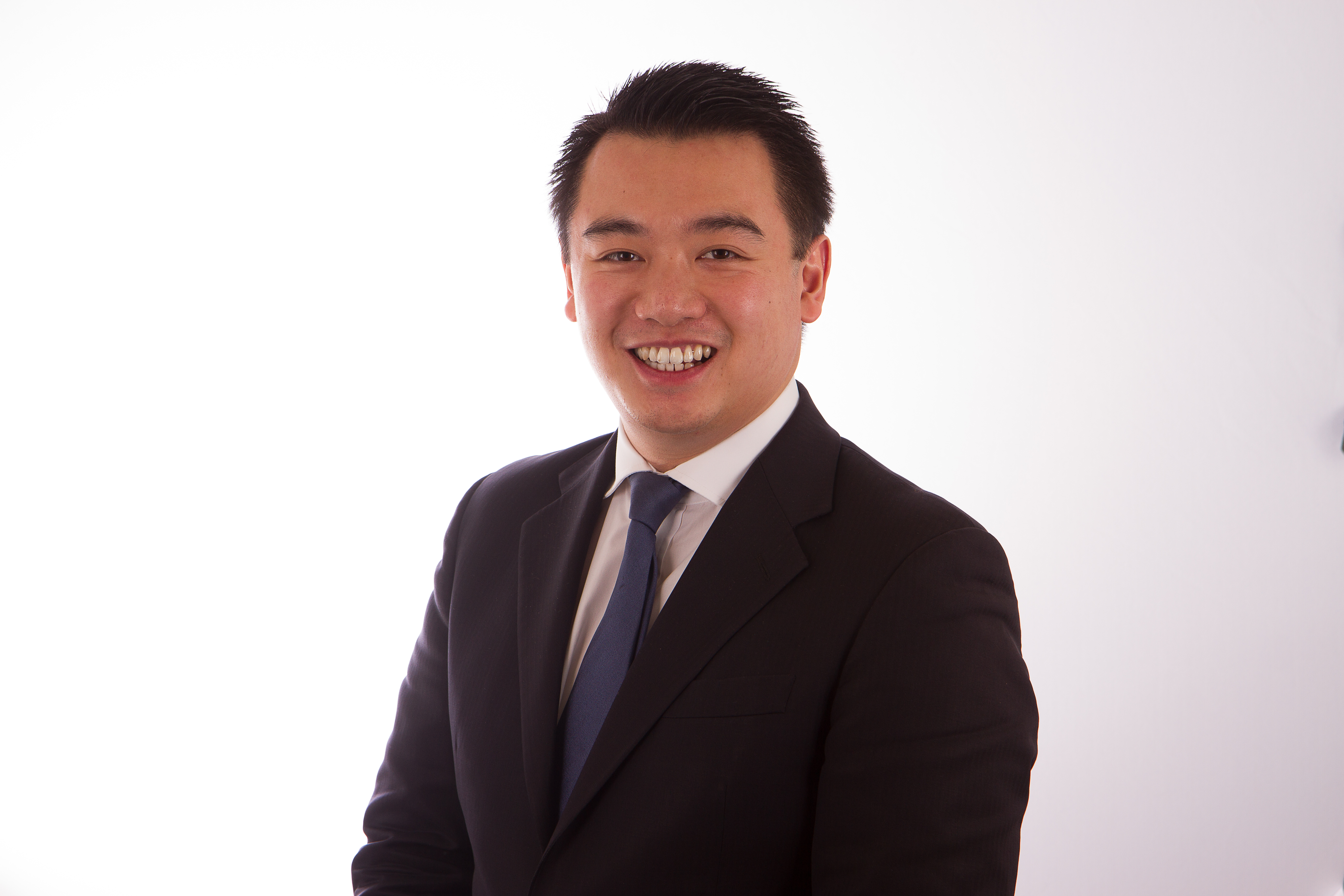 The profile picture of newly elected British lawmaker Alan Mak.