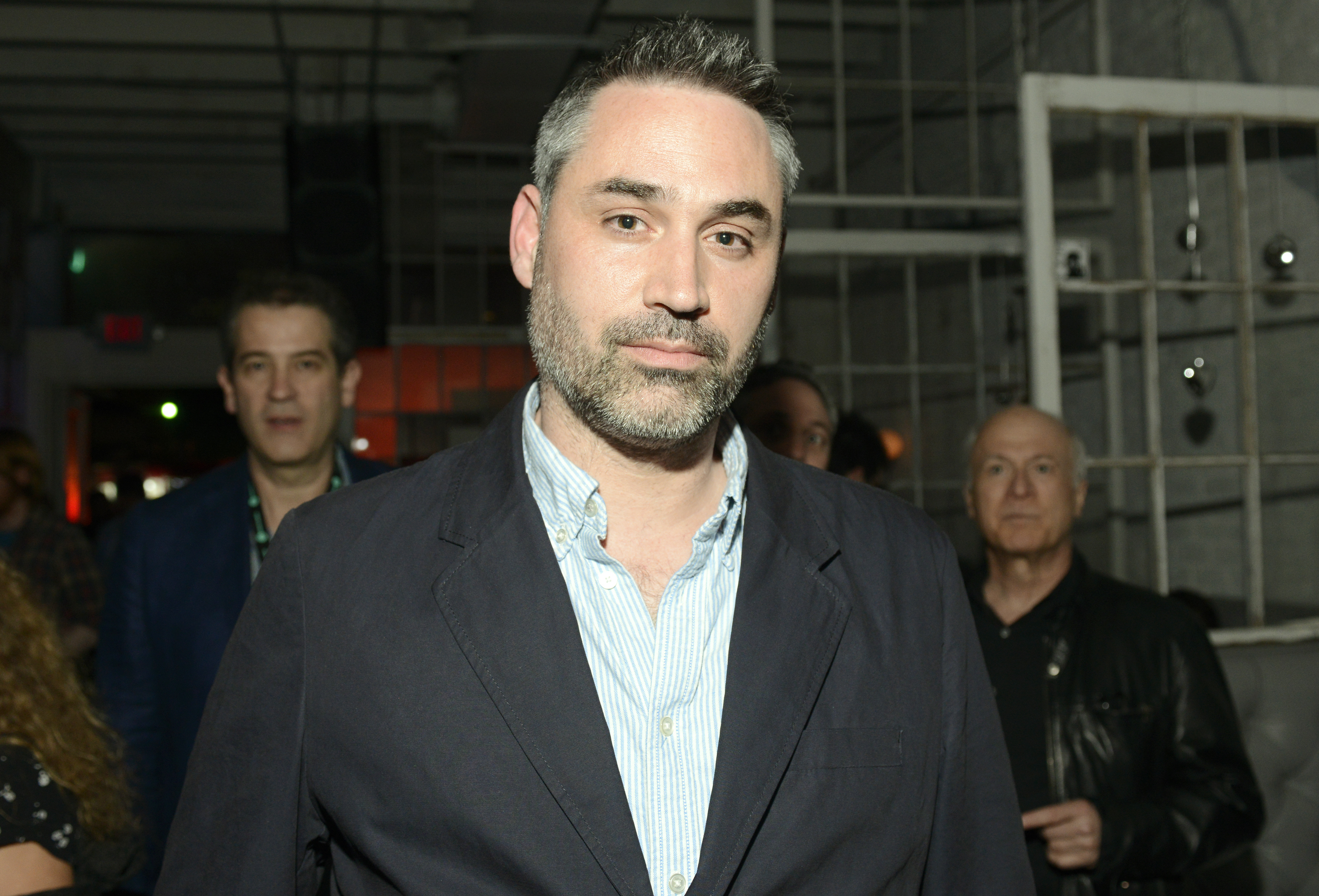 Alex Garland attends the SXSW  Ex Machina  Premiere Party at the Swan Dive nightclub on March 15, 2015 in Austin.