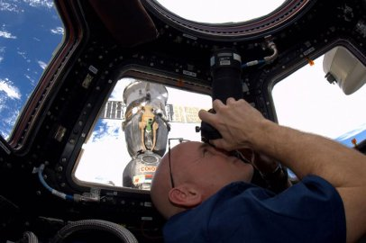 astronaut scott kelly international space station