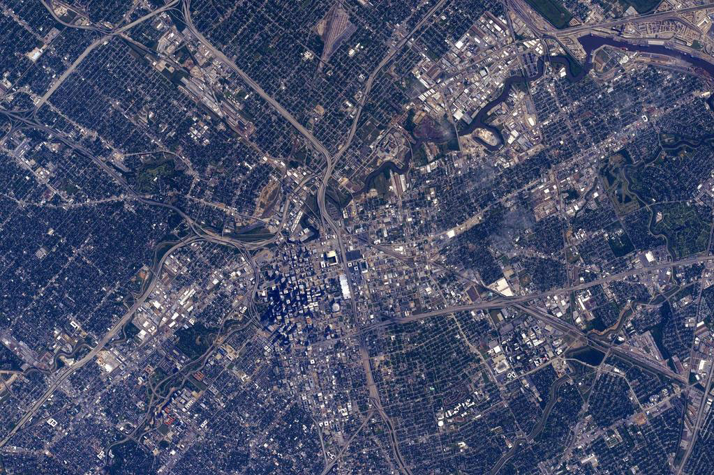 """Hard to imagine this underwater. My thoughts are w those affected by the floods back home. Stay safe. #HoustonFlood"" - <a href=""https://twitter.com/StationCDRKelly/status/603256092584325121"" target=""_blank"">via Twitter</a> on May 26, 2015"
