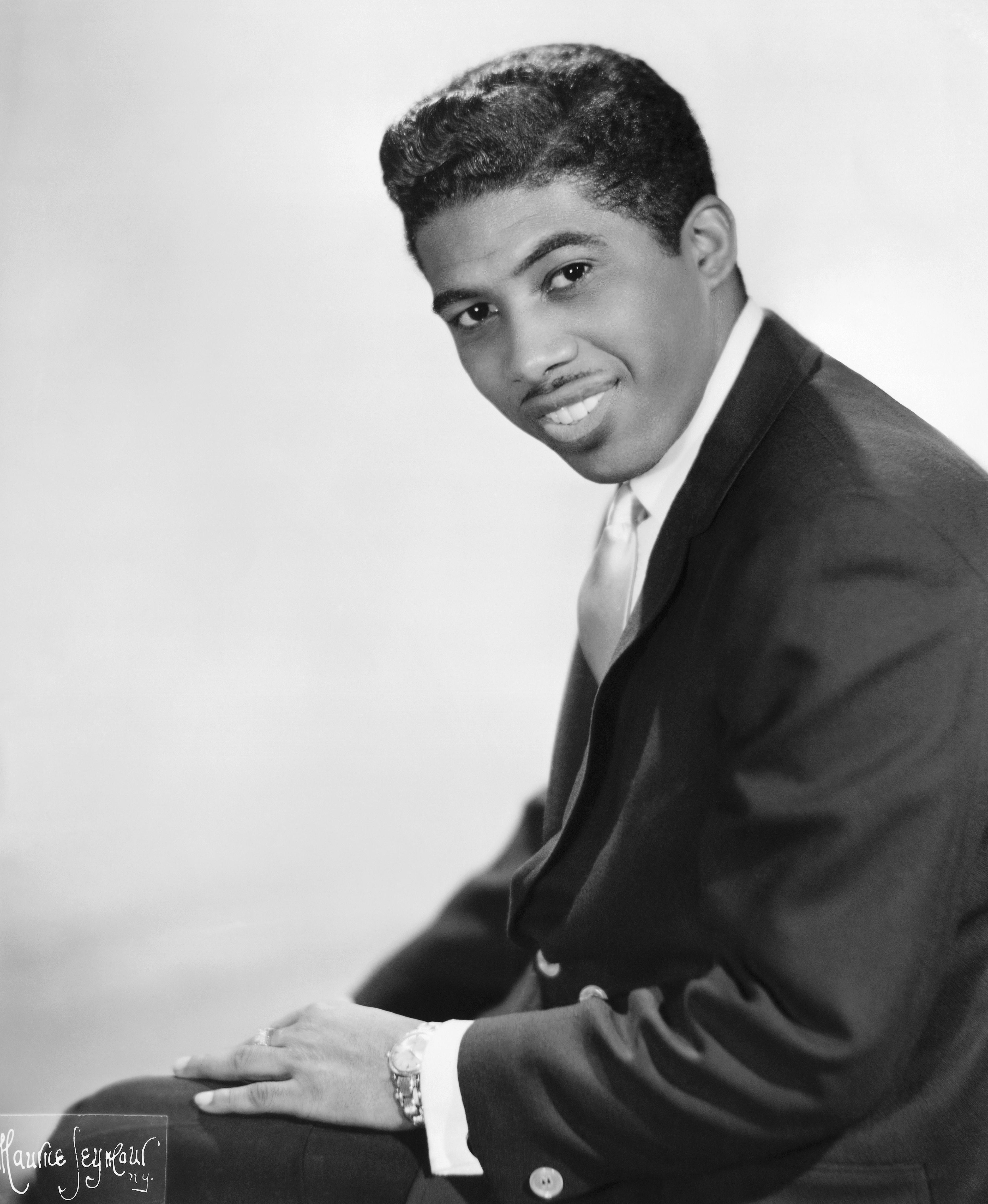 Ben E. King in 1961.