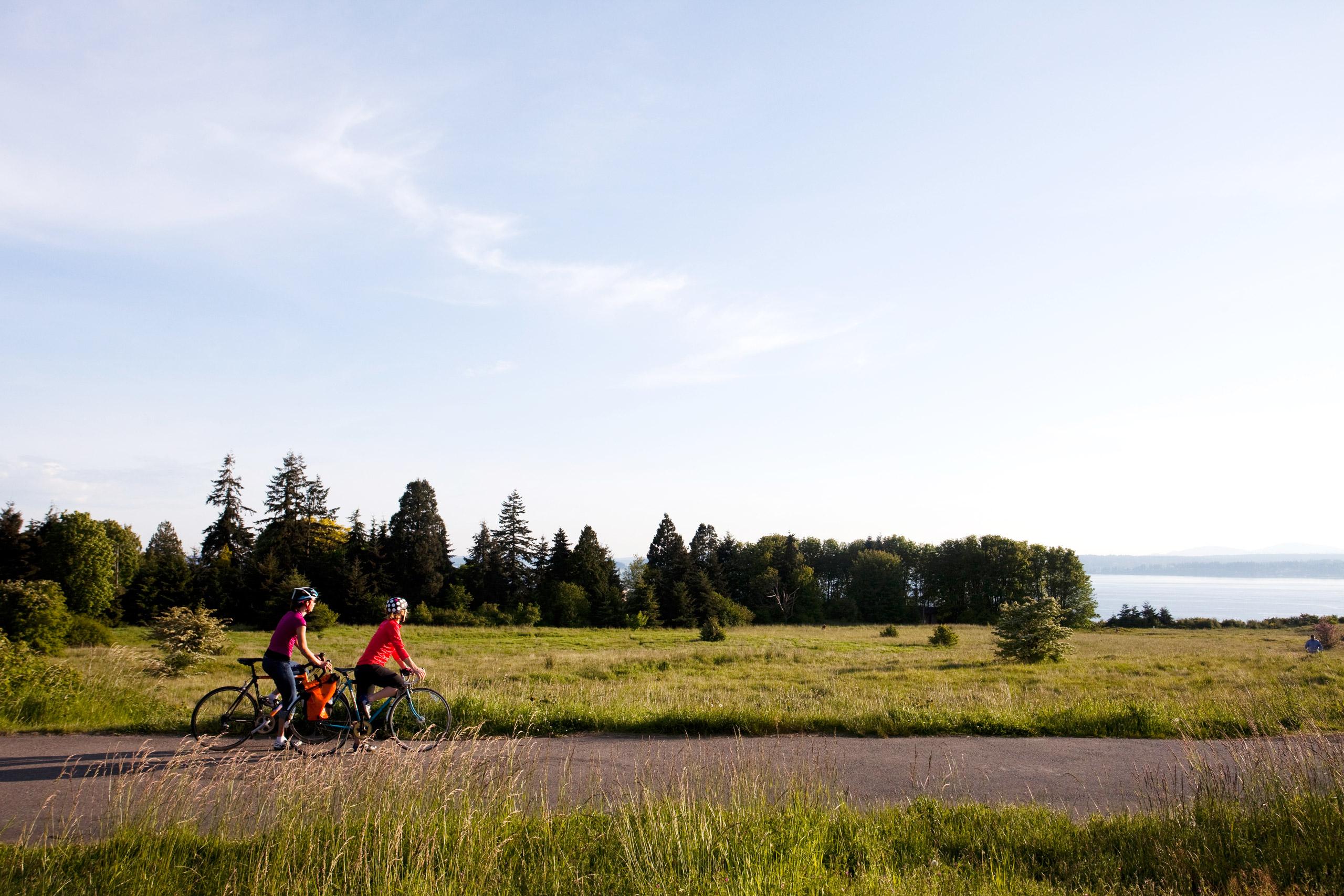 Best Cities to Bike In - Seattle