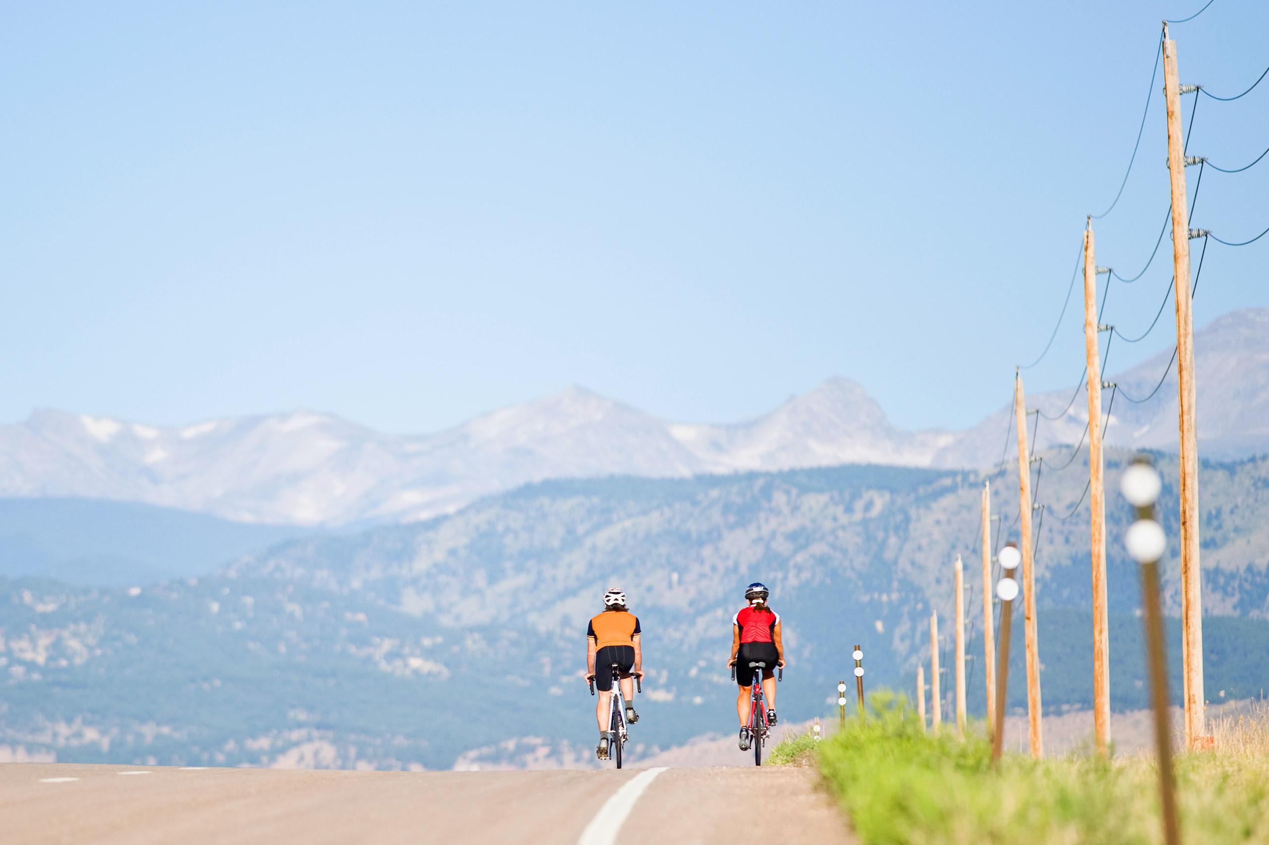 Best Cities to Bike In - Boulder
