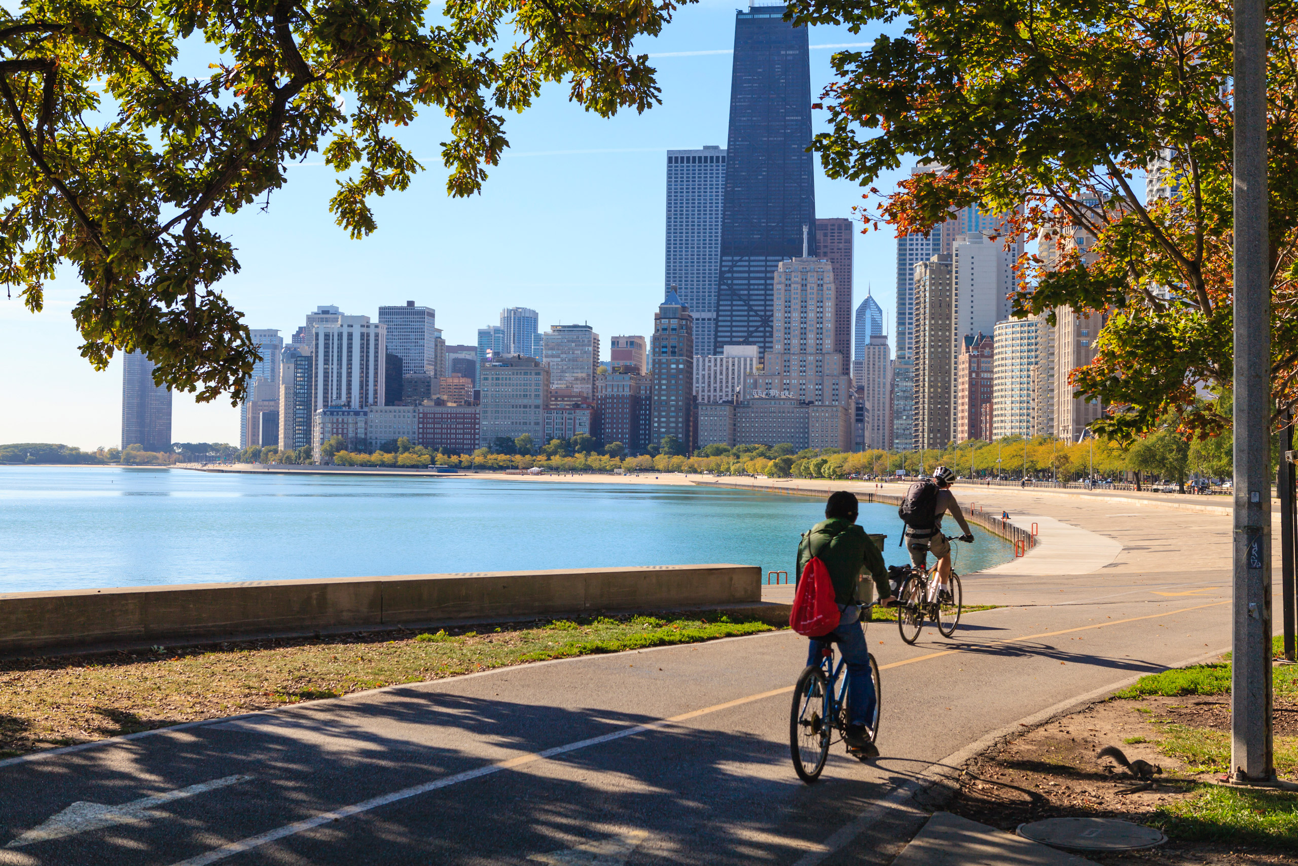 The Best Cities to Bike In - Chicago