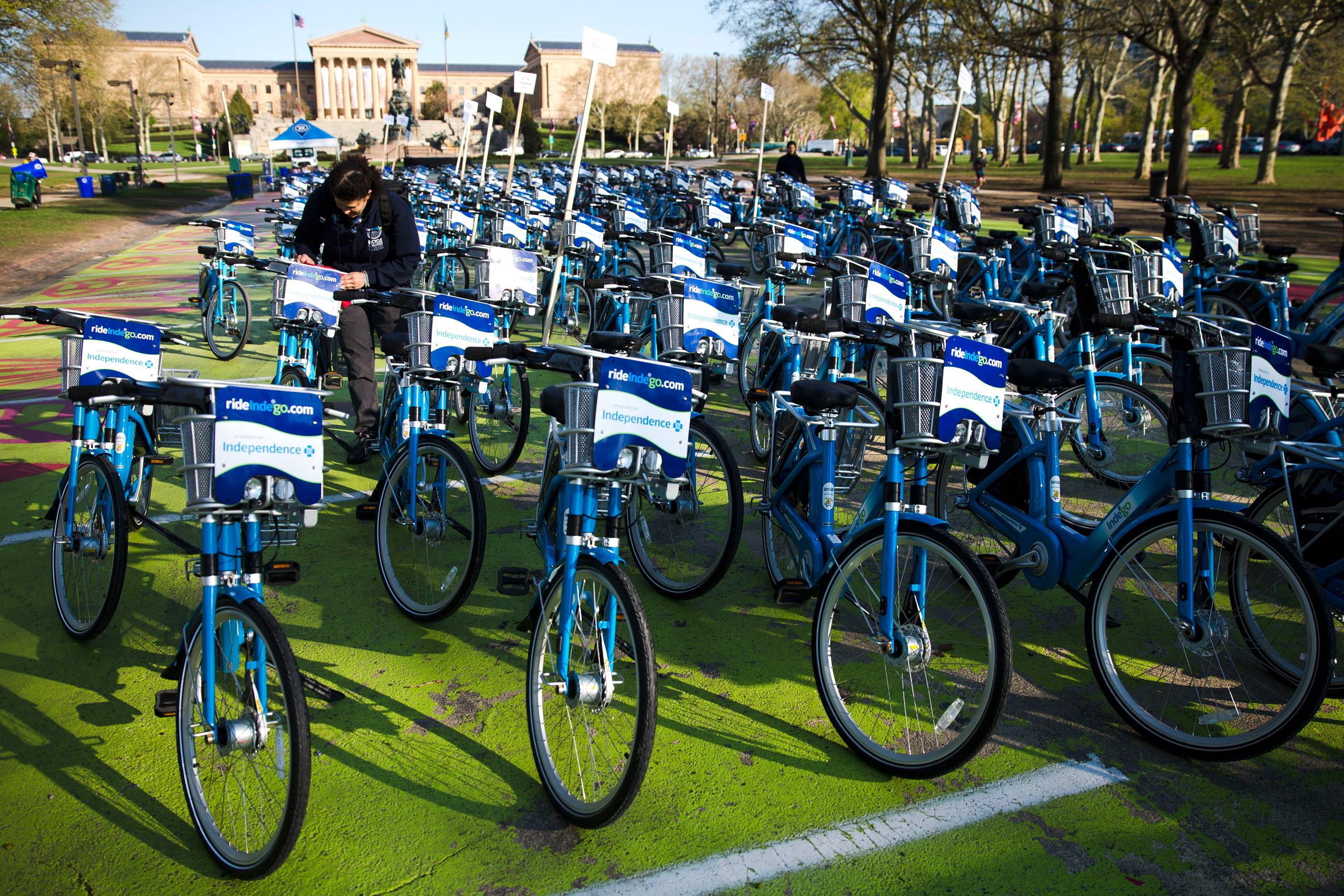 Phildelphia Bike Share