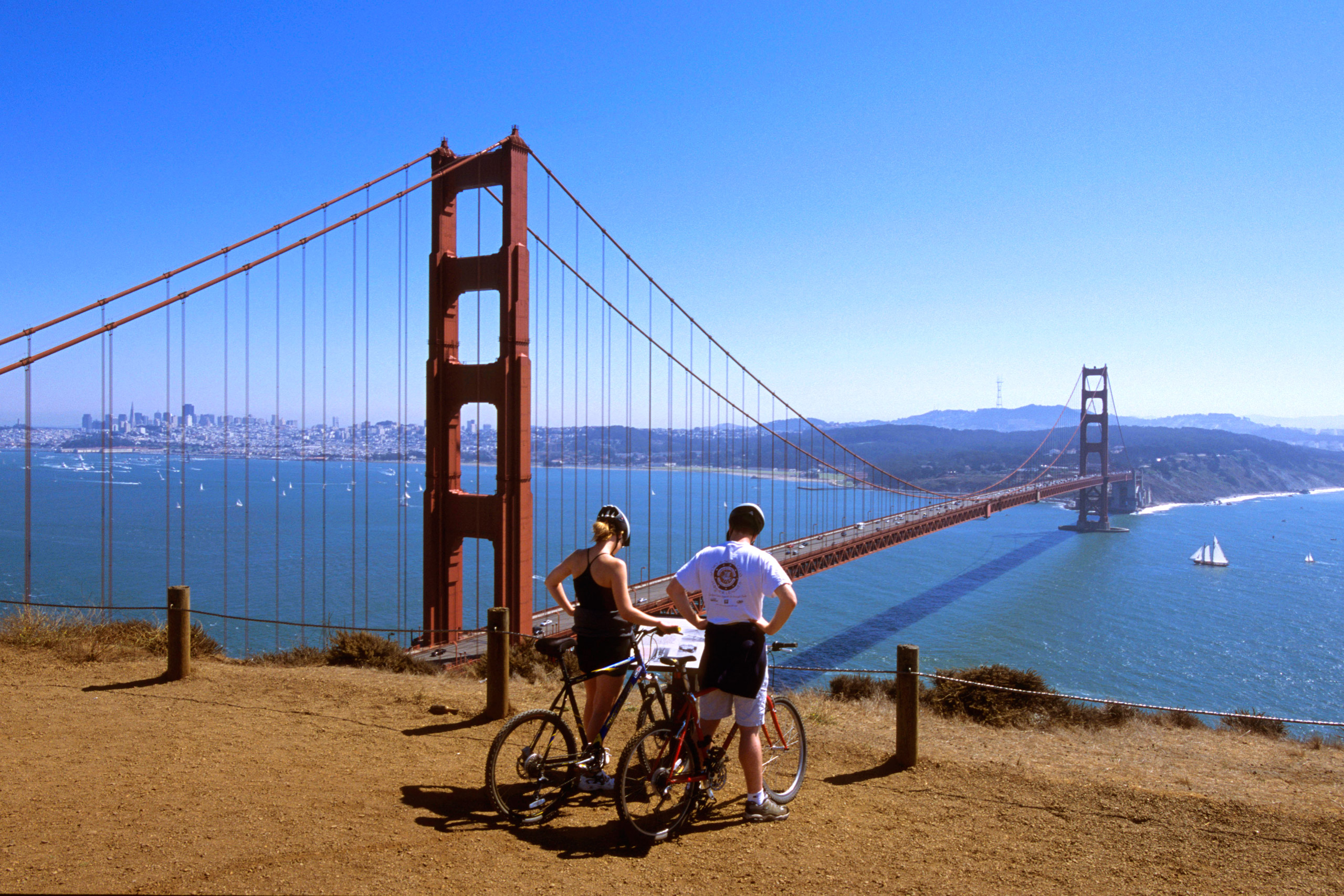 The Best Cities to Bike In - San Francisco
