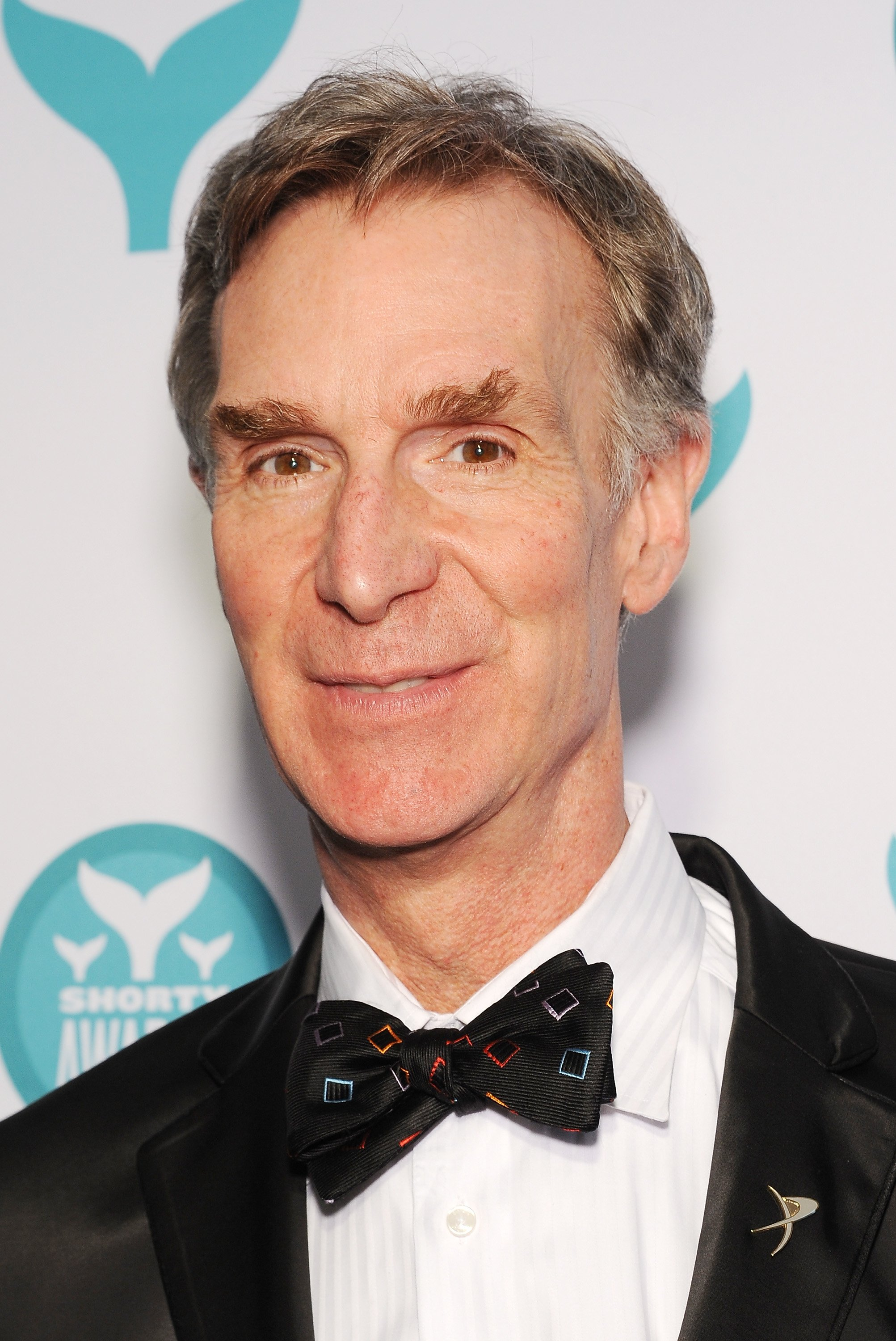Bill Nye attends The 7th Annual Shorty Awards on April 20, 2015 in New York City.
