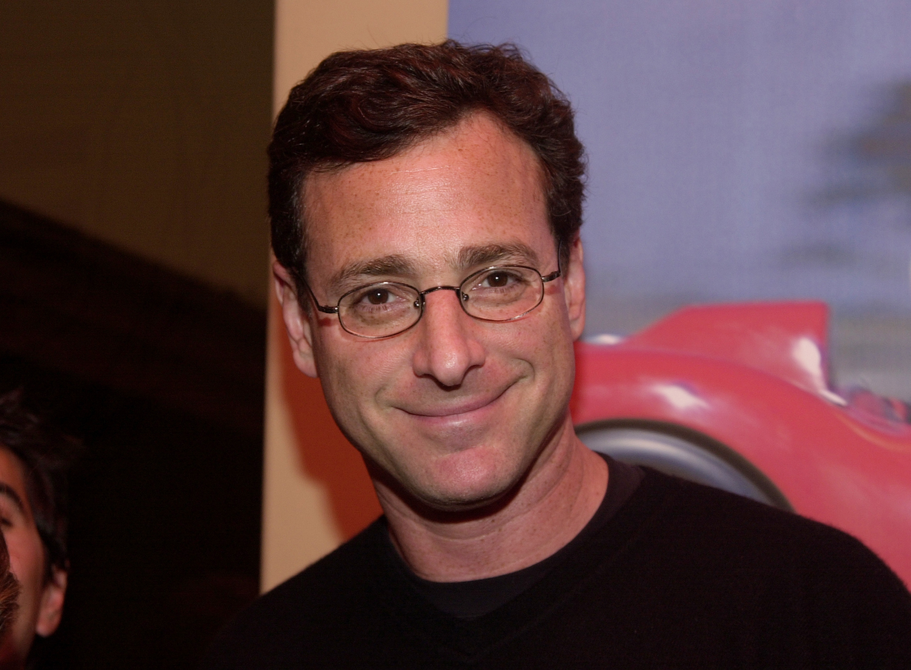 Bob Saget at the GQ Lounge at GQ Lounge in Los Angeles, California.